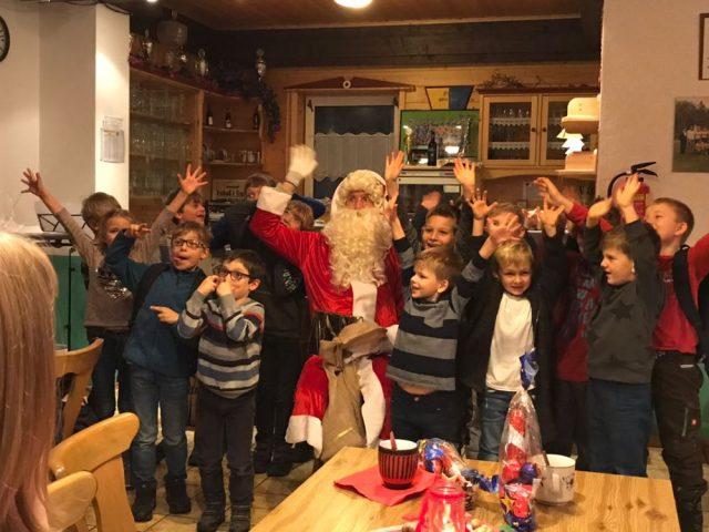 Weihnachtsfeier G_F-Jugend